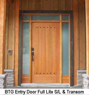 1 Panel Bevel T&G Entry SDST